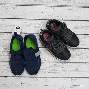 STRIDE RITE Bundle of 2 Boys Shoes Size 12